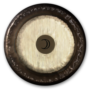 New Moon Gong